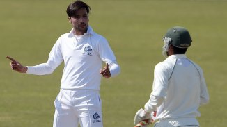 Amir will be out of action for three weeks