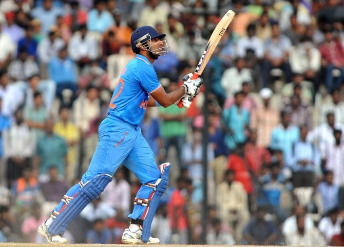 Gurkeerat is likely to make his ODI debut next month
