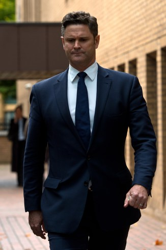 Cairns denies two counts of perjury and perverting the course of justice