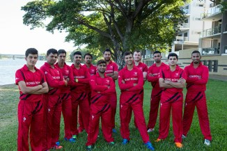 """""""There is real opportunity here for us to develop a beacon here for cricket in East Asia"""""""