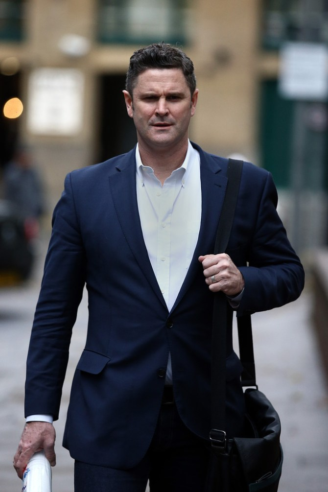 Cairns could be jailed for up to seven years if he is found guilty
