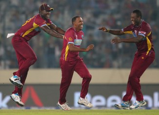 Badree will not feature in the Twenty20 series against Sri Lanka