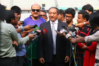 """""""It is necessary for us to prepare for the Asia Cup T20 and the World T20"""""""