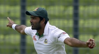 Hossain was suspended by the BCB in September