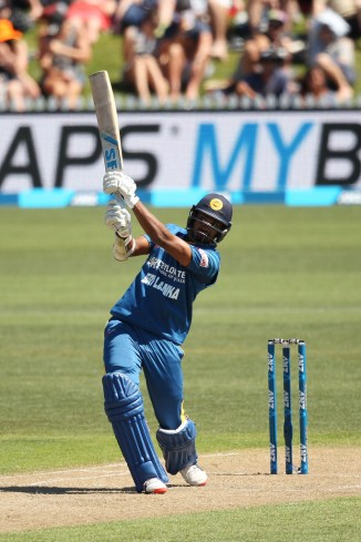 Gunathilaka was named Man of the Match for his quickfire innings of 65