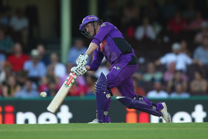 Bailey made a gutsy 62 not out