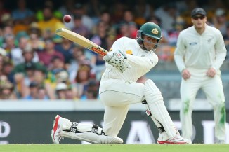 Khawaja has recovered from the hamstring injury he sustained in the second Test against New Zealand