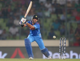 Singh has not represented India since the World Twenty20 in 2014