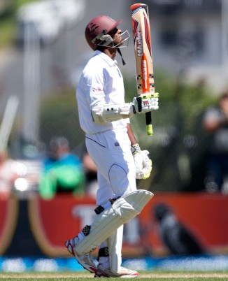 Chanderpaul ends his career as the West Indies' second-highest run-scorer in Test history