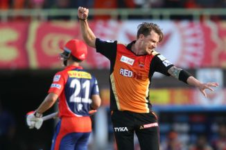 Steyn was released by the Sunrisers Hyderabad