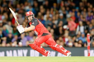 Finch led by example with his spectacular knock of 60