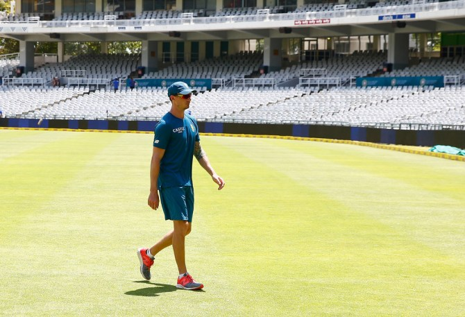 Steyn will not feature in the ODI series against England