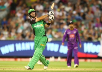 Maxwell was named Man of the Match for his glorious innings of 56 not out