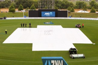 The weather had the final say in the fourth ODI