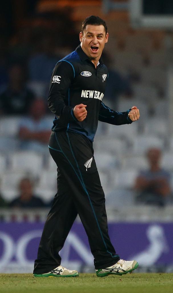 McCullum will represent New Zealand at the World Twenty20