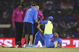 Singh will play no further part in India's World Twenty20 campaign