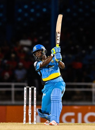 Charles was named Man of the Match for his knock of 52