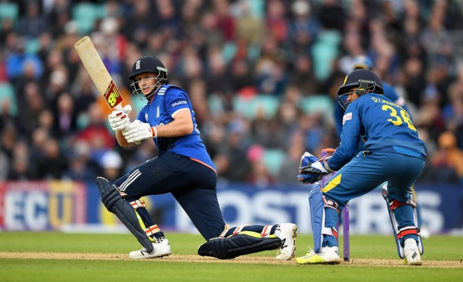 Root scored his 13th ODI fifty