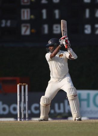 Samaraweera has been helping prepare the Australian team for their tour of Sri Lanka