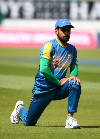 Hafeez will not be available for the rest of the limited overs series against England