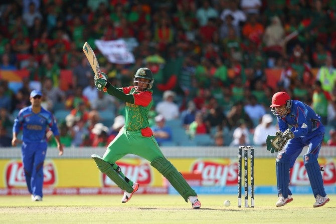 Afghanistan and Bangladesh last faced each other at the 2015 World Cup