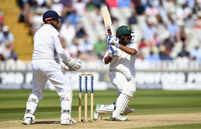 Pakistan batsman Sami Aslam said he should be a recognised Test opener