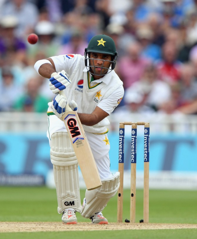 Pakistan batsman Sami Aslam said he was concerned he would be axed from domestic cricket