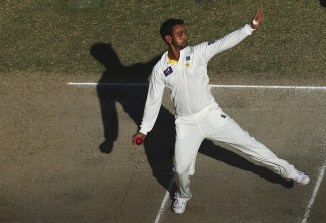 Mohammad Hafeez said Brian Lara admitted he was troubled by his bowling Pakistan cricket