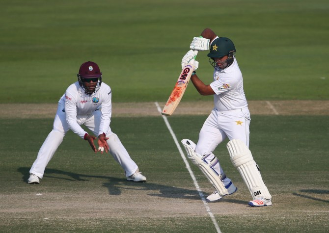 Pakistan batsman Sami Aslam said he didn't suck up to the coaches