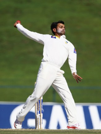 Hafeez is allowed to bowl in international matches once again after his action was deemed legal