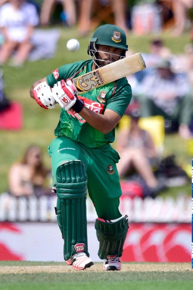 Iqbal scored his 34th ODI fifty