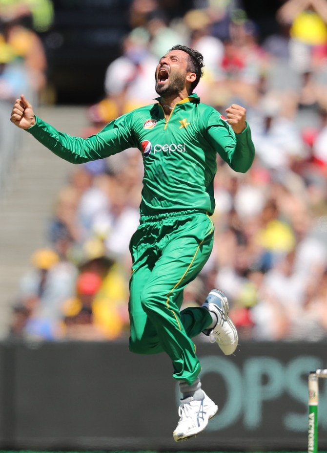 Junaid Khan said Wasim Akram is the king of all bowlers