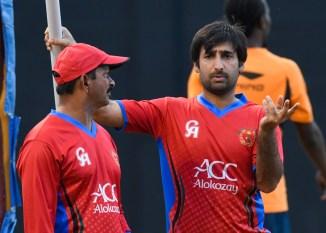 Lalchand Rajput Afghanistan cricket