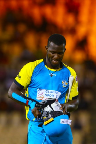 Darren Sammy - St Lucia Stars Caribbean Premier League CPL