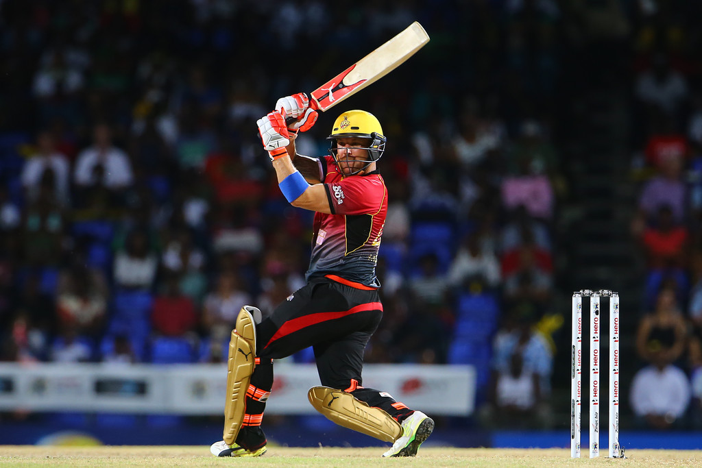 CPL 2017 13th Match: Ramdin's 59* powers Knight Riders into CPL knockouts