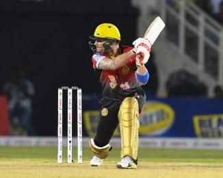 Brendon McCullum Trinbago Knight Riders CPL cricket