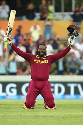 Chris Gayle West Indies cricket