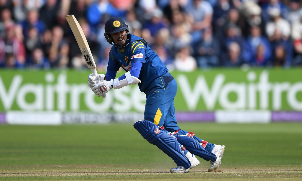 Sri Lanka skipper Tharanga gets two-match suspension