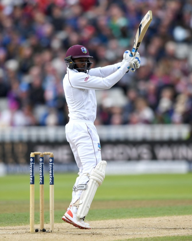 Jermaine Blackwood West Indies cricket