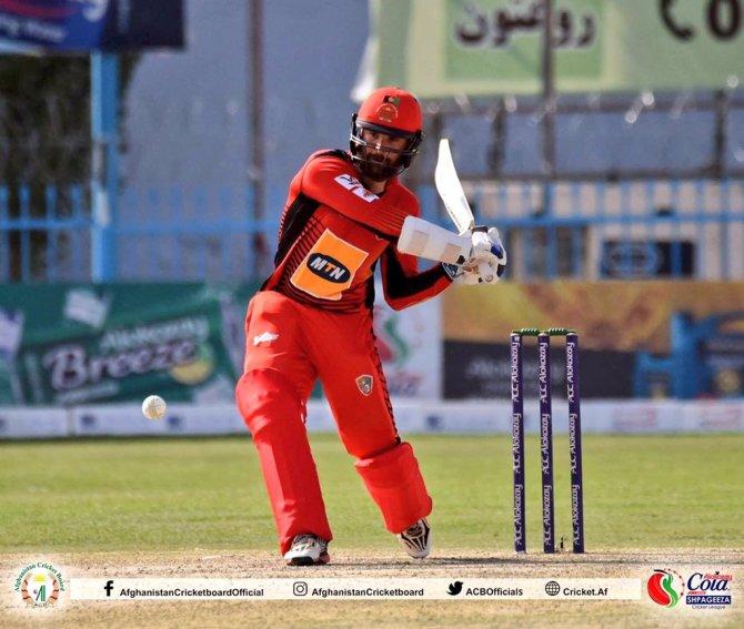 Ryan Burl Zimbabwe Afghanistan cricket