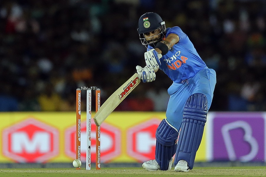 Virat Kohli is the boss of Team India, his personality inspires others