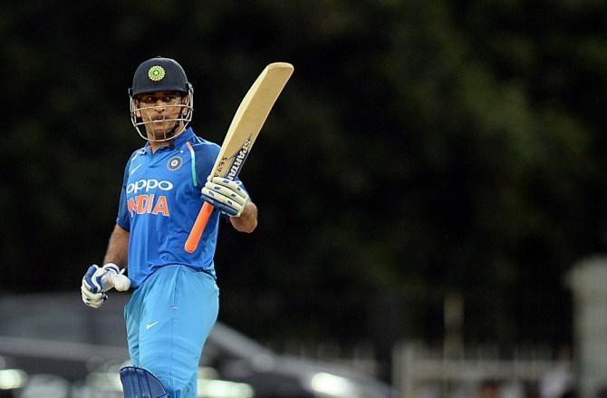 Mahendra Singh Dhoni India Australia cricket