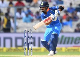 Virat Kohli fifty India Australia cricket