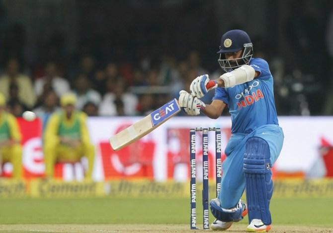 Ajinkya Rahane fifty India Australia cricket