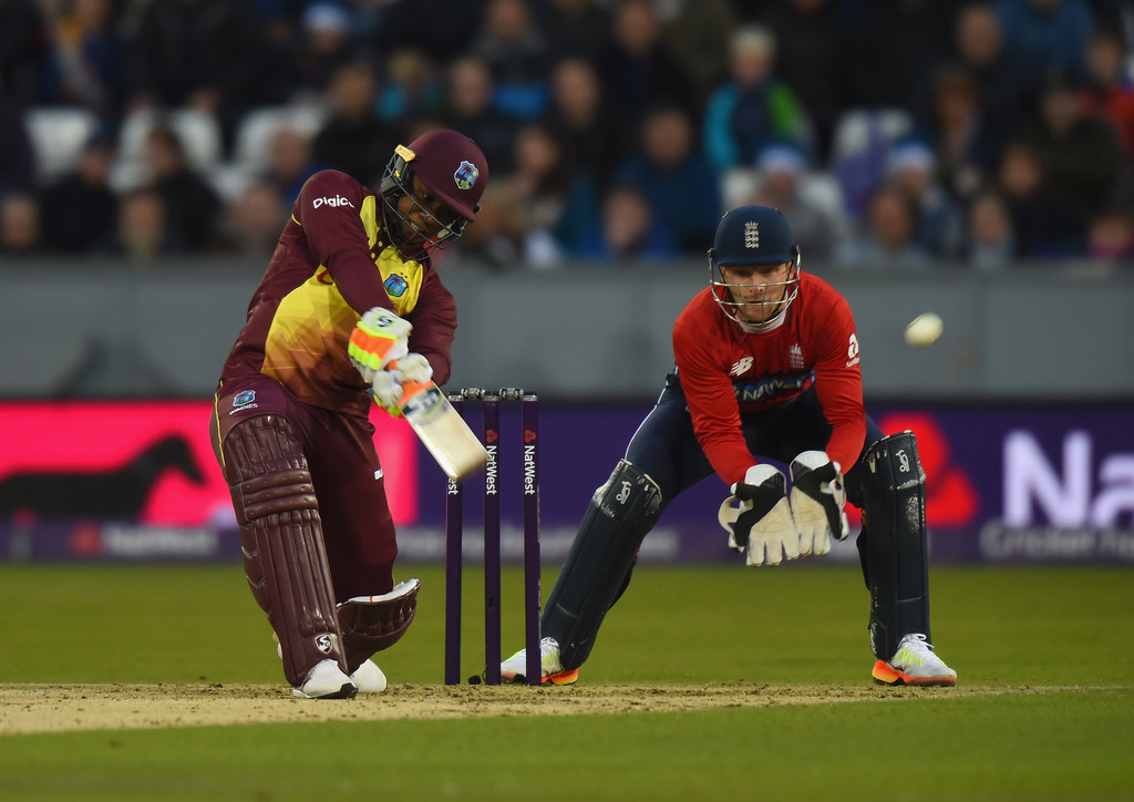 Evin Lewis West Indies England cricket