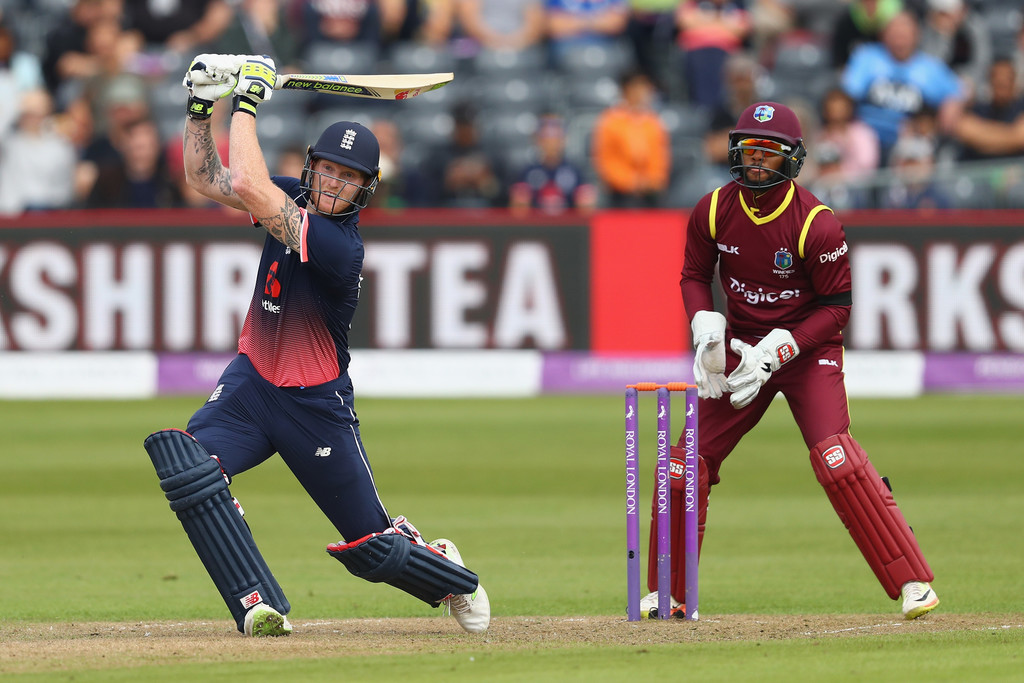 D/L method win sees England take ODI series over West Indies