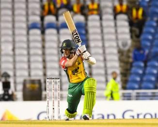 Luke Ronchi Guyana Amazon Warriors Jamaica Tallawahs cricket