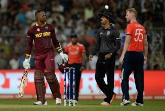 Marlon Samuels Ben Stokes West Indies England cricket