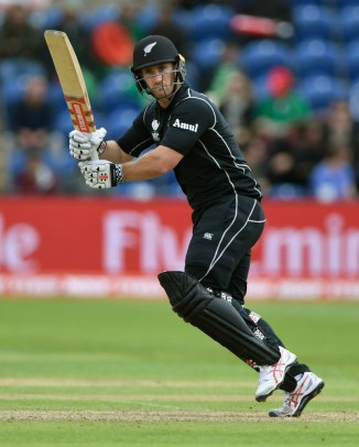 Neil Broom New Zealand India cricket