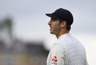 Toby Roland-Jones England Australia Ashes cricket
